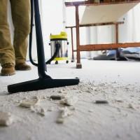 נקיון לאחר עבודות שיפוץ